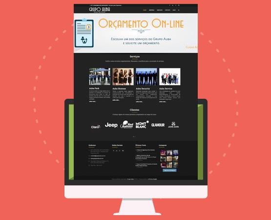jr comunicacao criacao site grupo auba2